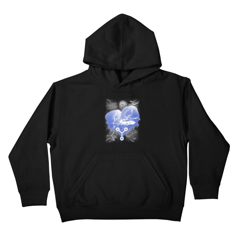 Who Needs Roads Kids Pullover Hoody by coddesigns's Artist Shop