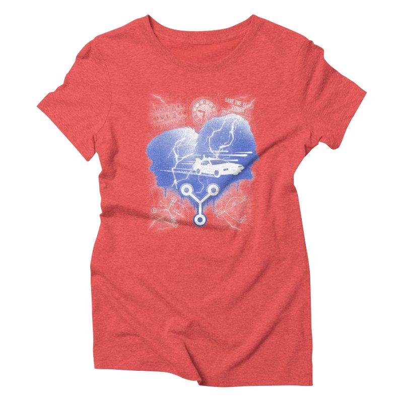 Who Needs Roads Women's Triblend T-shirt by coddesigns's Artist Shop