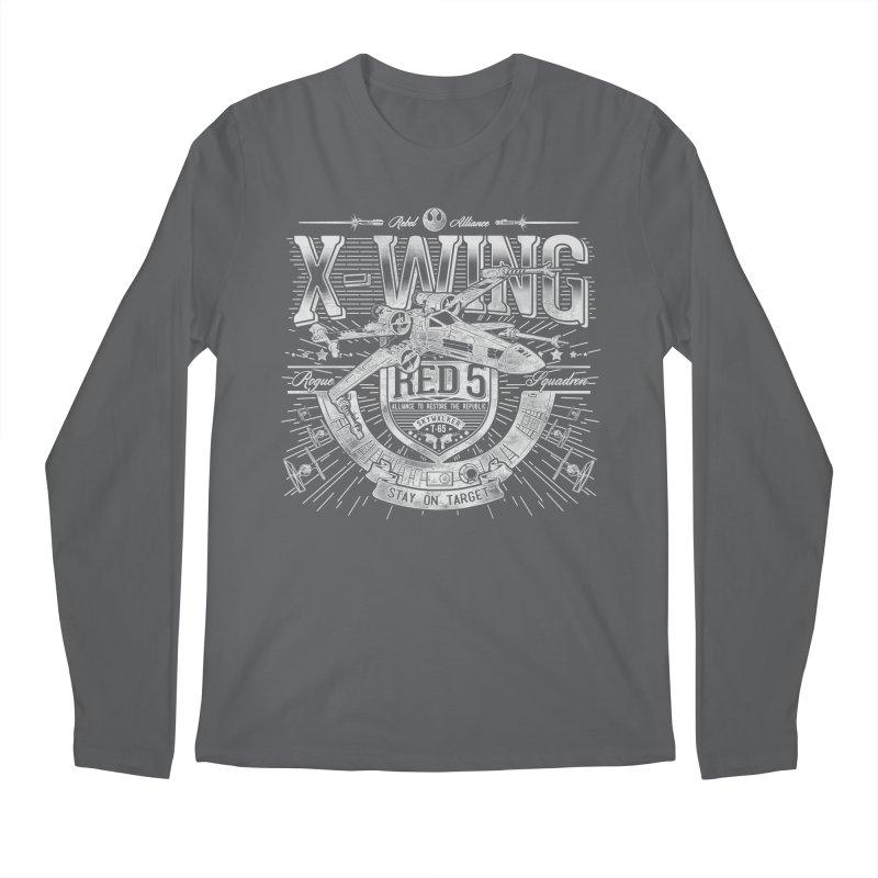 Trust Your Instincts Men's Longsleeve T-Shirt by coddesigns's Artist Shop
