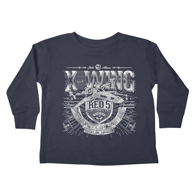 Trust Your Instincts Kids Toddler Longsleeve T-Shirt by coddesigns's Artist Shop