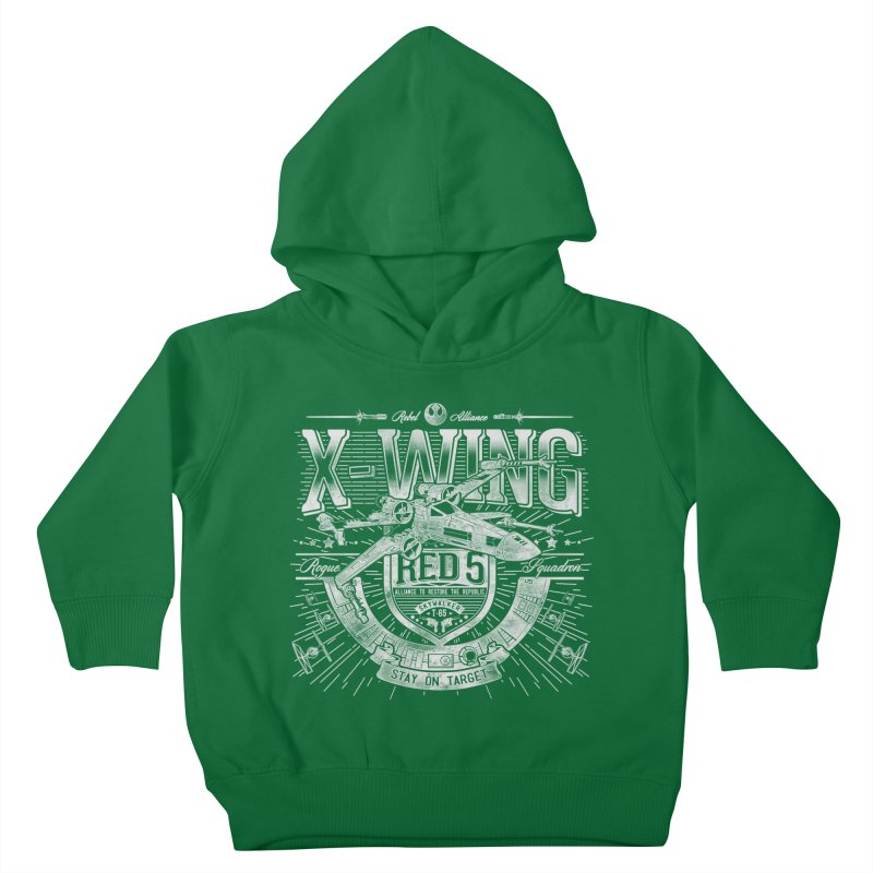 Trust Your Instincts Kids Toddler Pullover Hoody by coddesigns's Artist Shop