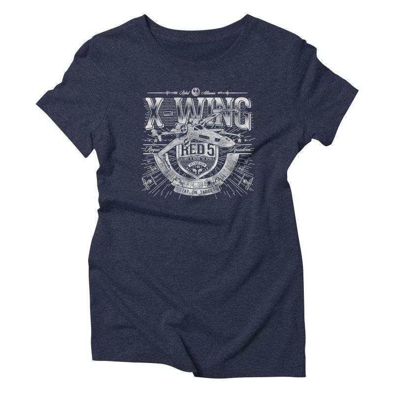 Trust Your Instincts Women's Triblend T-shirt by coddesigns's Artist Shop