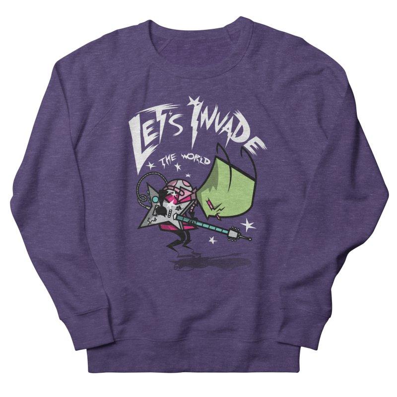 Zim Pilgrim Women's Sweatshirt by coddesigns's Artist Shop
