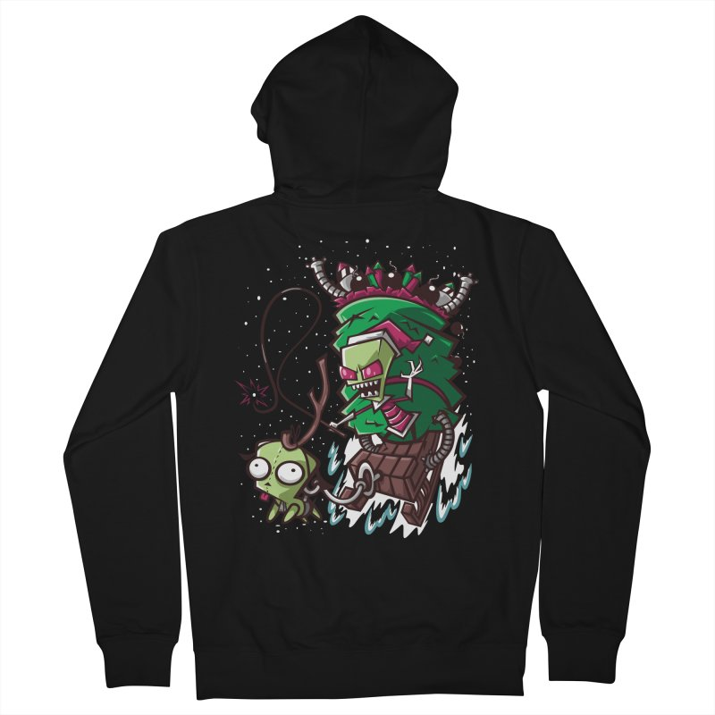 Zim Stole XMas Women's Zip-Up Hoody by coddesigns's Artist Shop