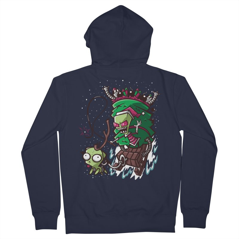 Zim Stole XMas   by coddesigns's Artist Shop