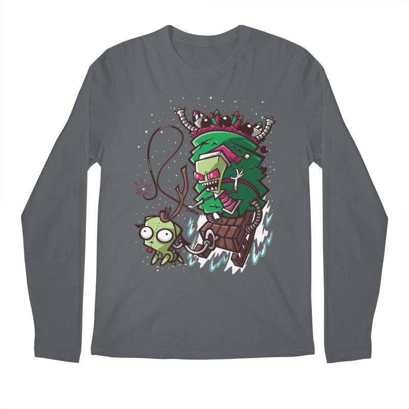 Zim Stole XMas Men's Longsleeve T-Shirt by coddesigns's Artist Shop