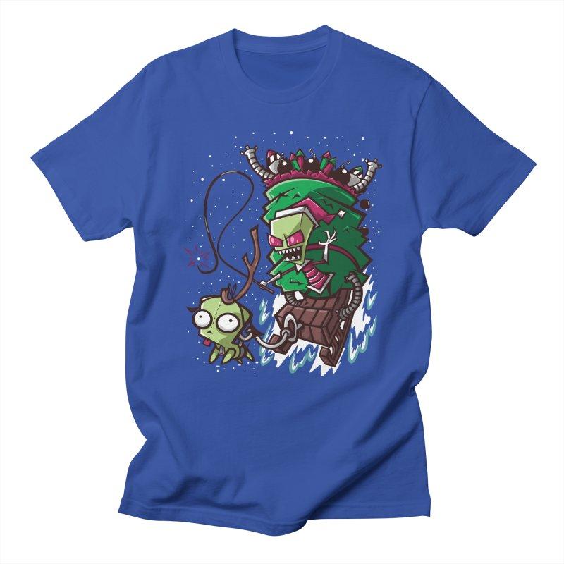 Zim Stole XMas Men's T-shirt by coddesigns's Artist Shop