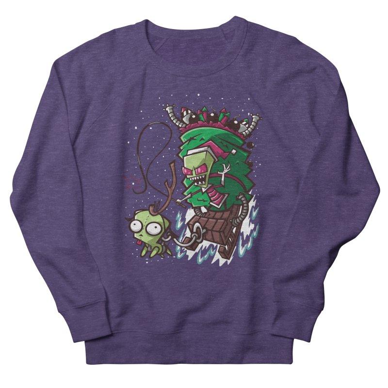 Zim Stole XMas Men's Sweatshirt by coddesigns's Artist Shop