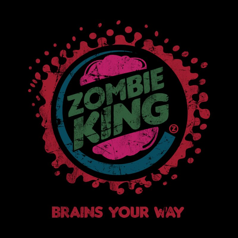 Zombie King by coddesigns's Artist Shop