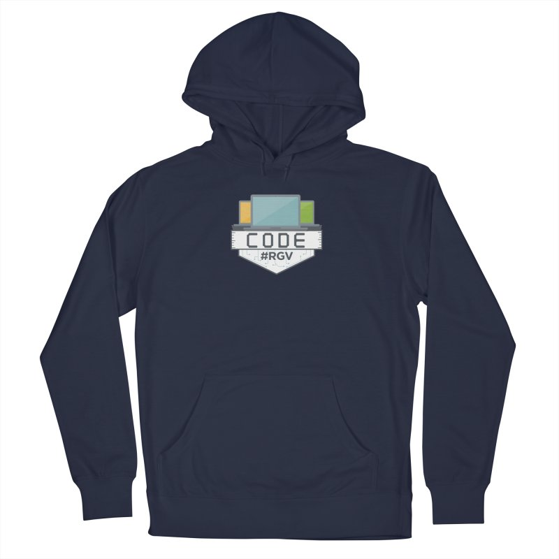 CodeRGV Men's Pullover Hoody by CodeRGV's Artist Shop