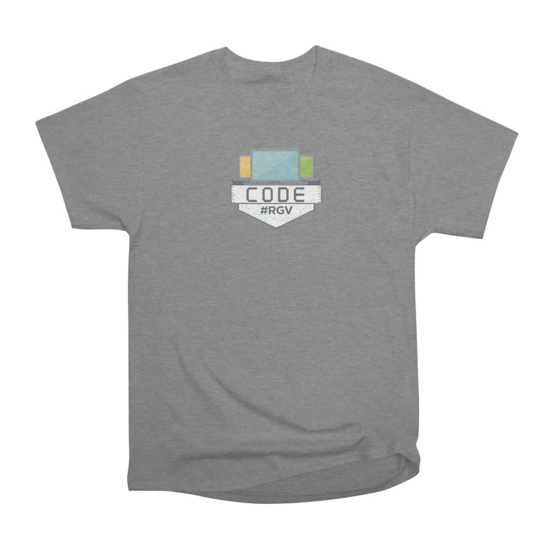 CodeRGV Men's T-Shirt by CodeRGV's Artist Shop