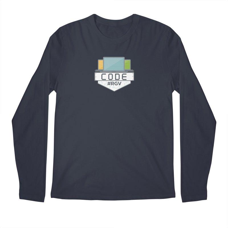 CodeRGV Men's Regular Longsleeve T-Shirt by CodeRGV's Artist Shop