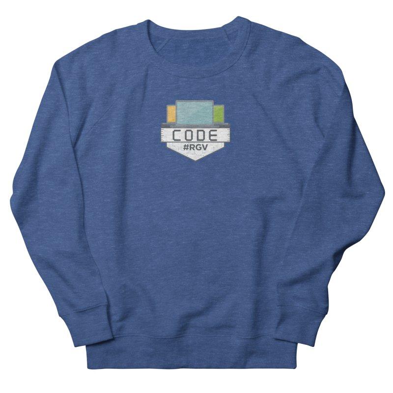 CodeRGV Women's French Terry Sweatshirt by CodeRGV's Artist Shop