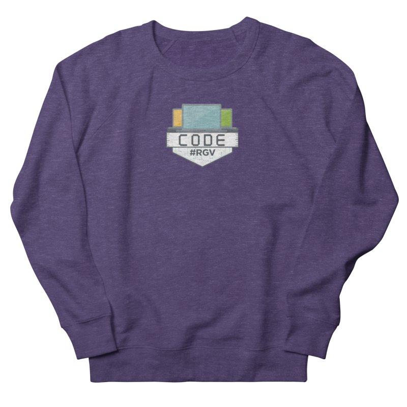 CodeRGV Men's Sweatshirt by CodeRGV's Artist Shop