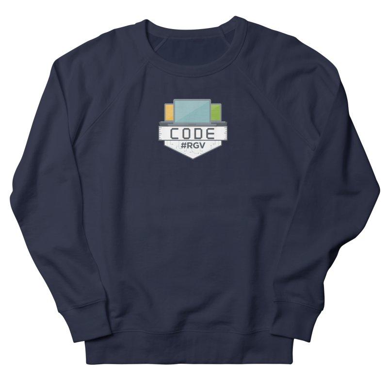 CodeRGV Men's French Terry Sweatshirt by CodeRGV's Artist Shop