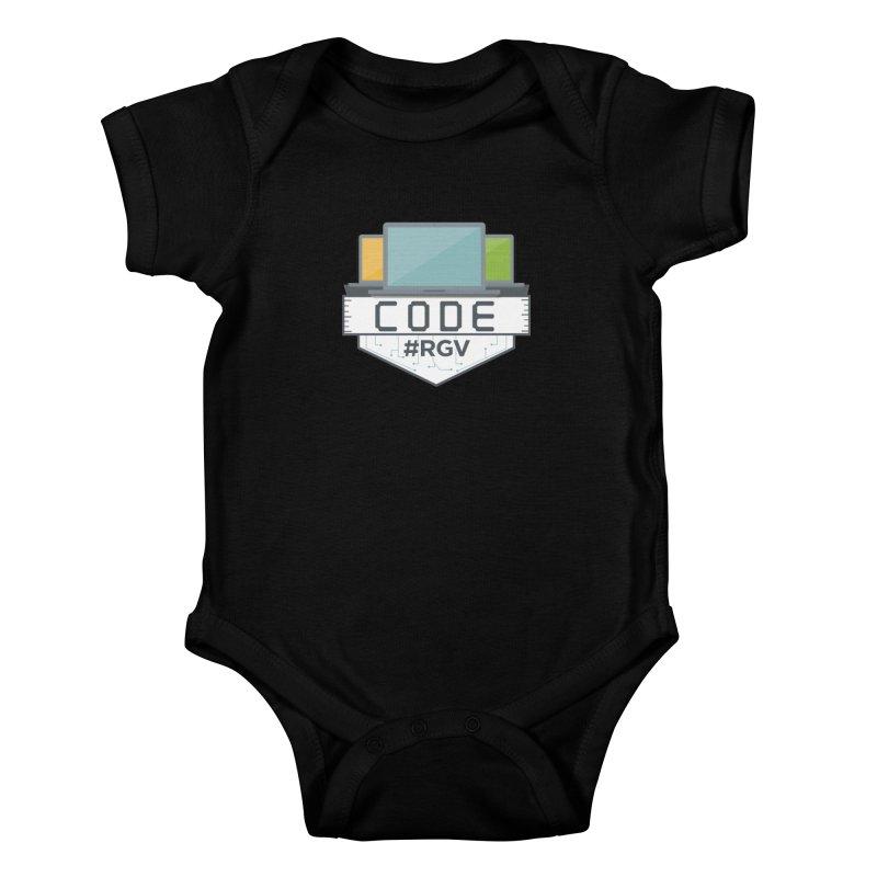 CodeRGV Kids Baby Bodysuit by CodeRGV's Artist Shop