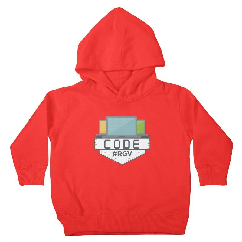 CodeRGV Kids Toddler Pullover Hoody by CodeRGV's Artist Shop
