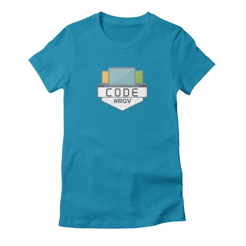 CodeRGV Women's T-Shirt by CodeRGV's Artist Shop