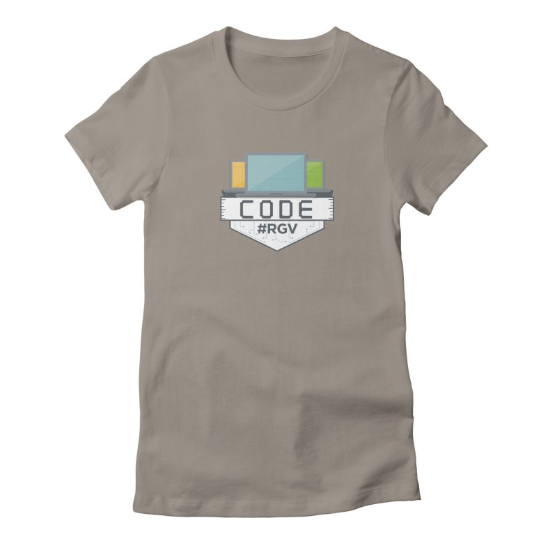 CodeRGV Women's T-Shirt by CodeRGV's Artist Shop