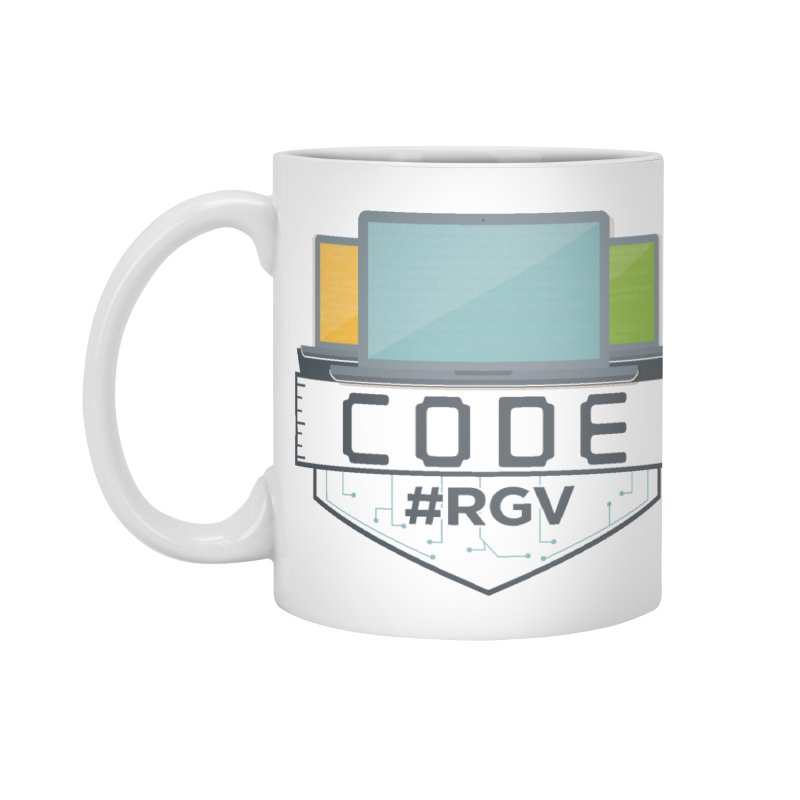 CodeRGV Accessories Mug by CodeRGV's Artist Shop