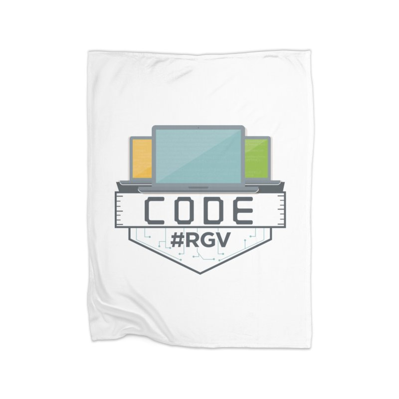CodeRGV Home Blanket by CodeRGV's Artist Shop