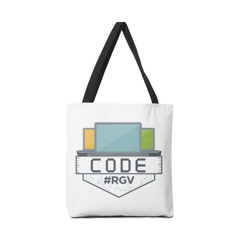 CodeRGV Accessories Tote Bag Bag by CodeRGV's Artist Shop