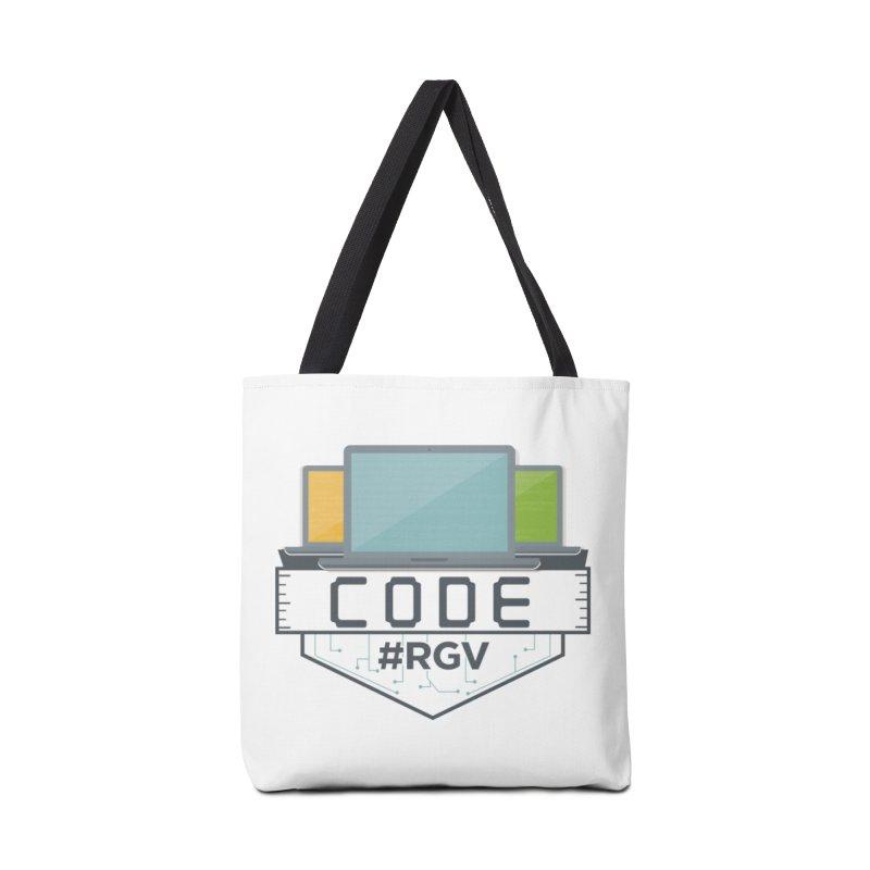 CodeRGV Accessories Bag by CodeRGV's Artist Shop