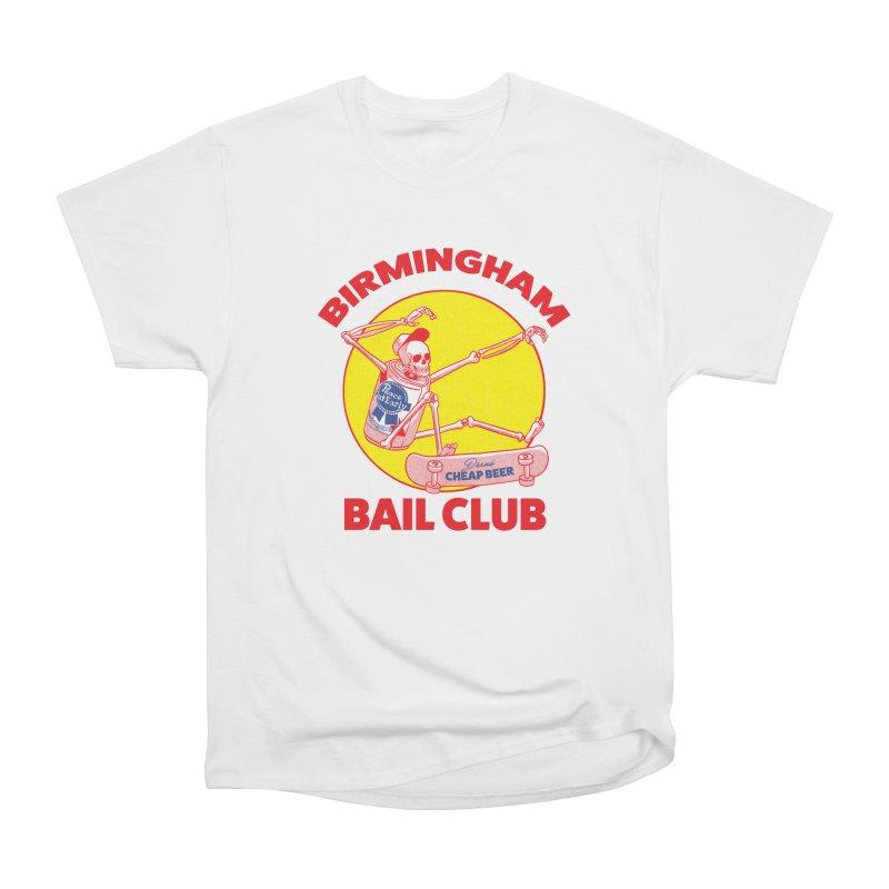 Birmingham Bail Club Men's Heavyweight T-Shirt by codeyrichards's Artist Shop