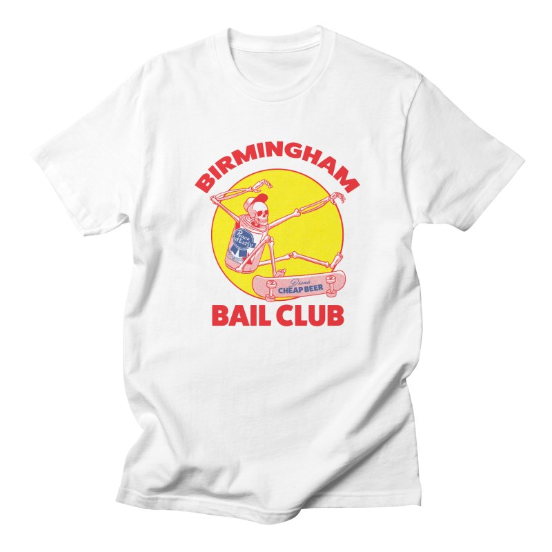 Birmingham Bail Club Men's Regular T-Shirt by codeyrichards's Artist Shop