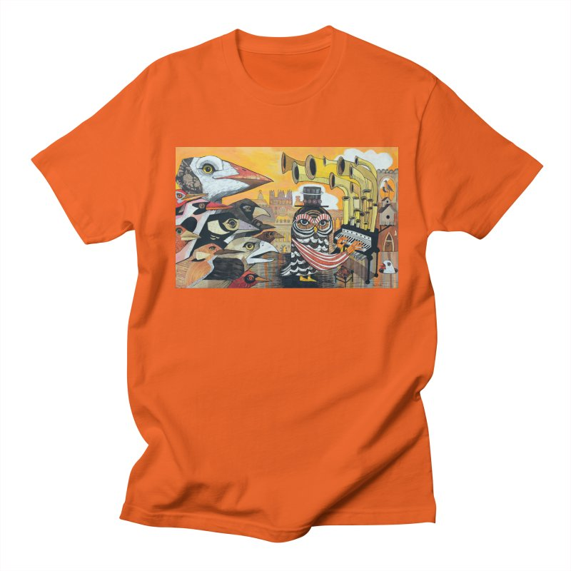 Migration Commemoration Men's T-Shirt by Cody F. Miller's Artist Shop