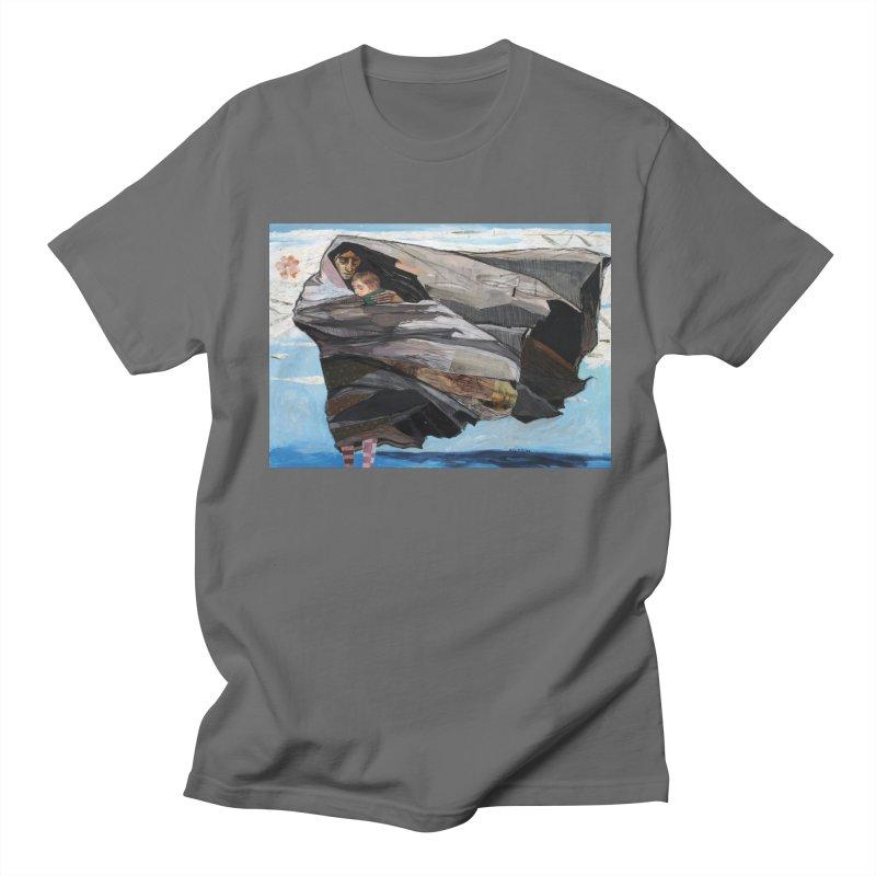 Stand Men's T-Shirt by Cody F. Miller's Artist Shop