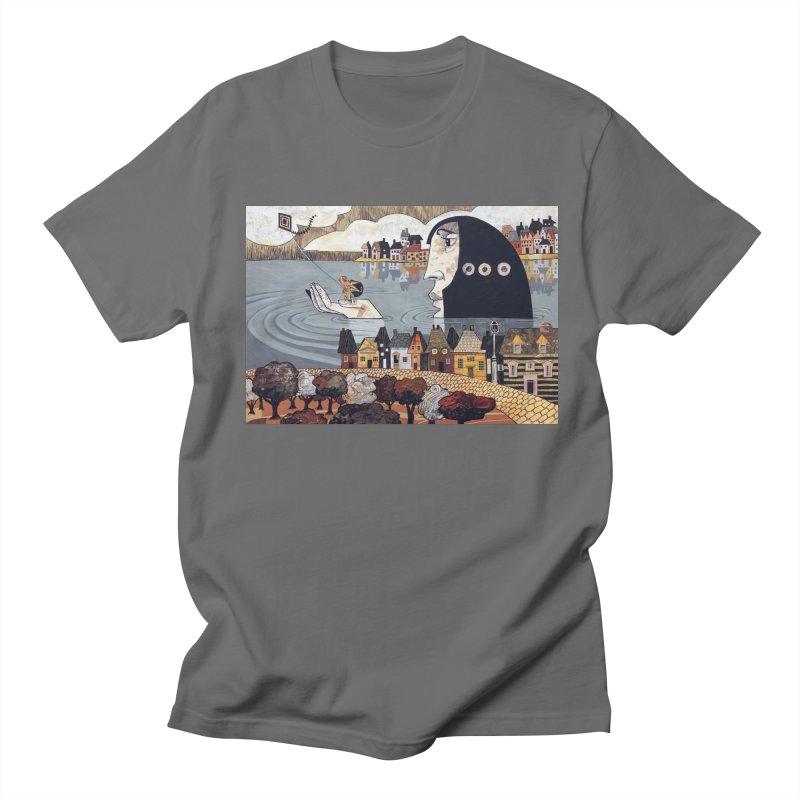 Surfacing Men's T-Shirt by Cody F. Miller's Artist Shop