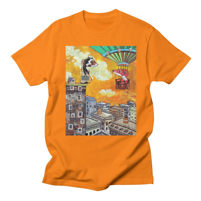 The Way Home Men's T-Shirt by Cody F. Miller's Artist Shop