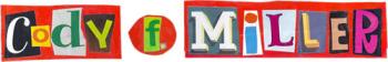 Cody F. Miller's Artist Shop Logo