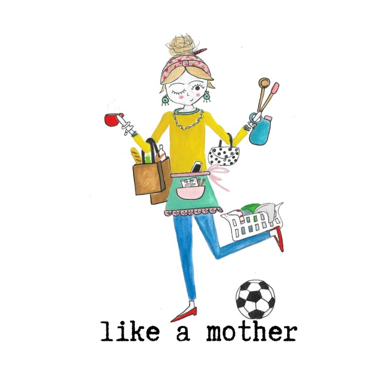 like a mother by Coffee and Maps's Artist Shop