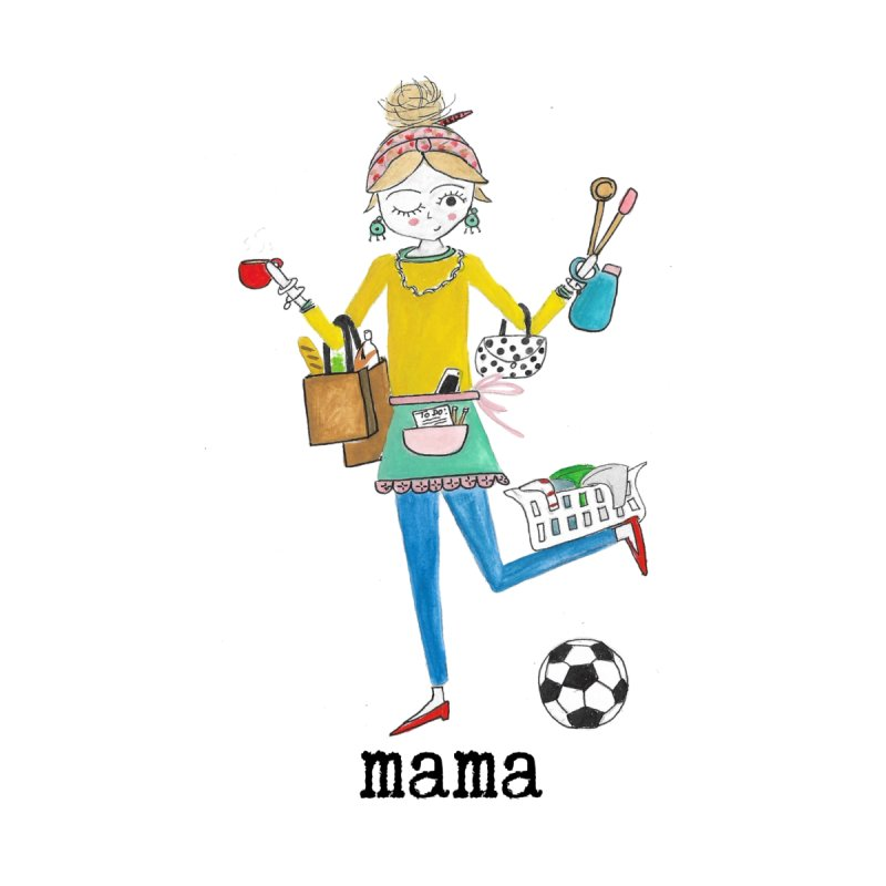 mama by Coffee and Maps's Artist Shop