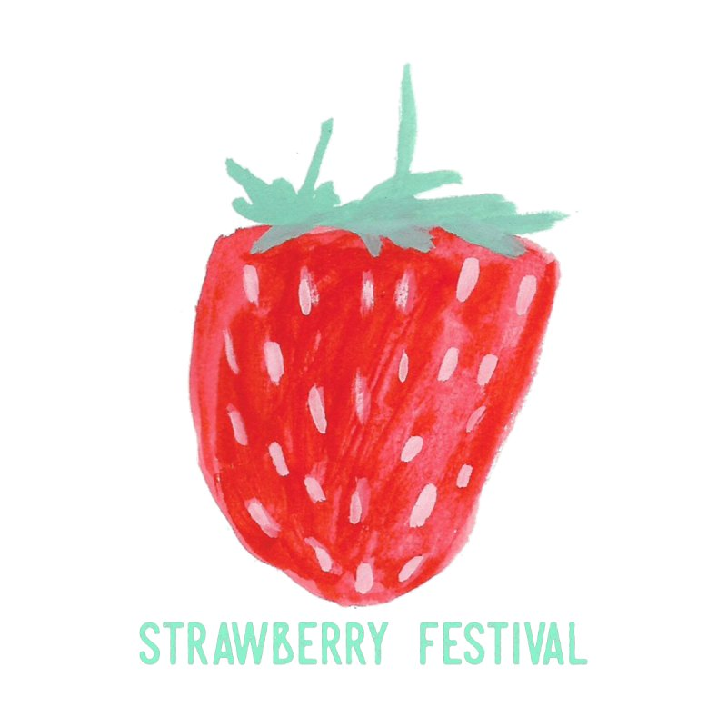 Red Berry Festival by Coffee and Maps's Artist Shop