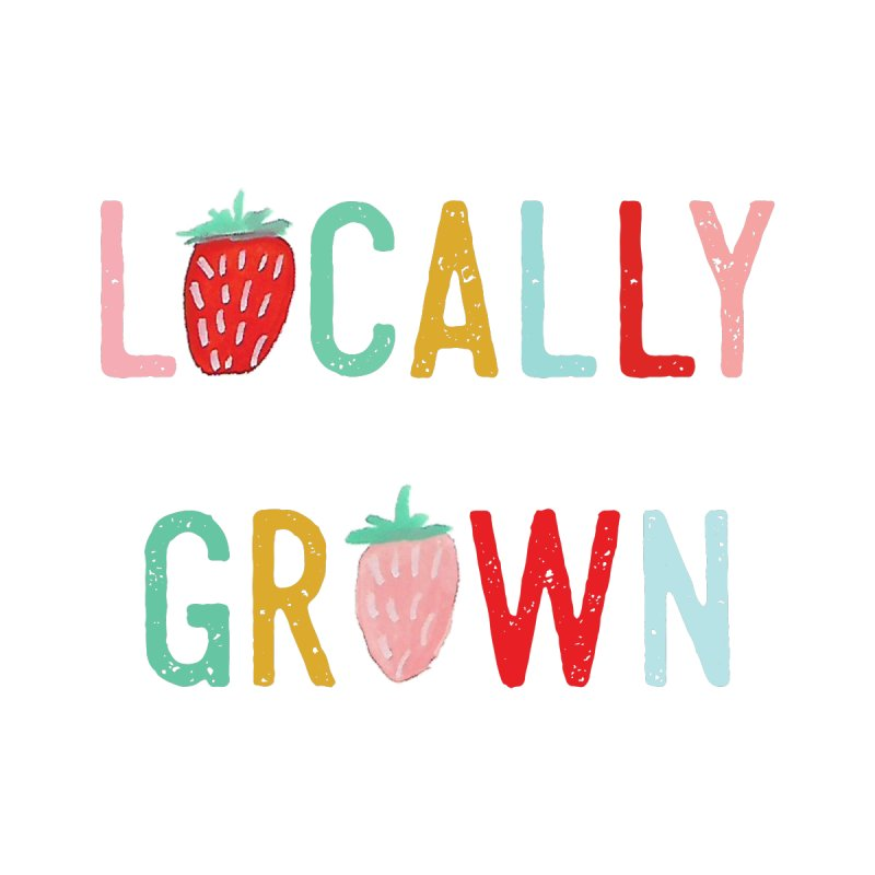 Locally Grown by Coffee and Maps's Artist Shop