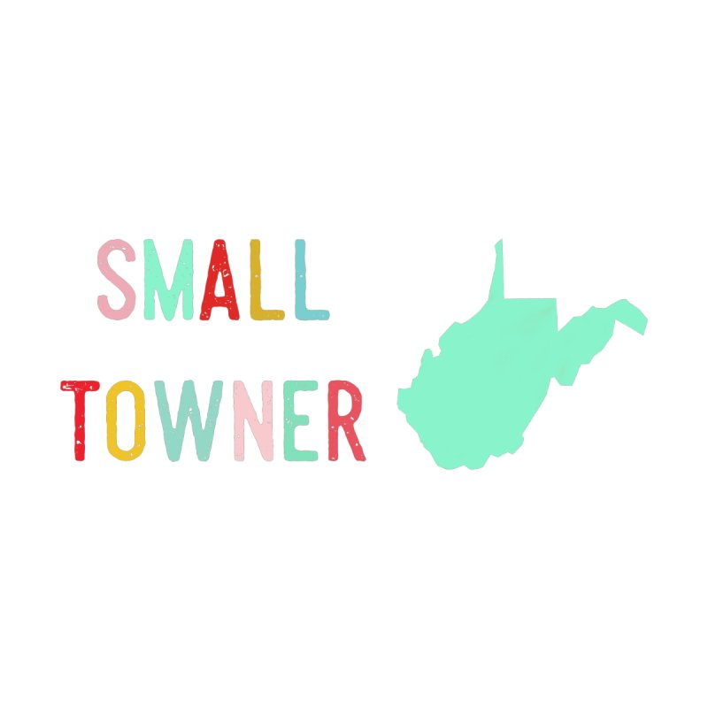 Small Towner by Coffee and Maps's Artist Shop