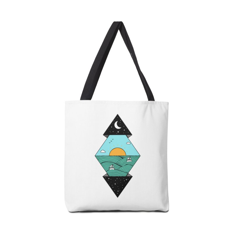 Nature Accessories Tote Bag Bag by coffeeman's Artist Shop
