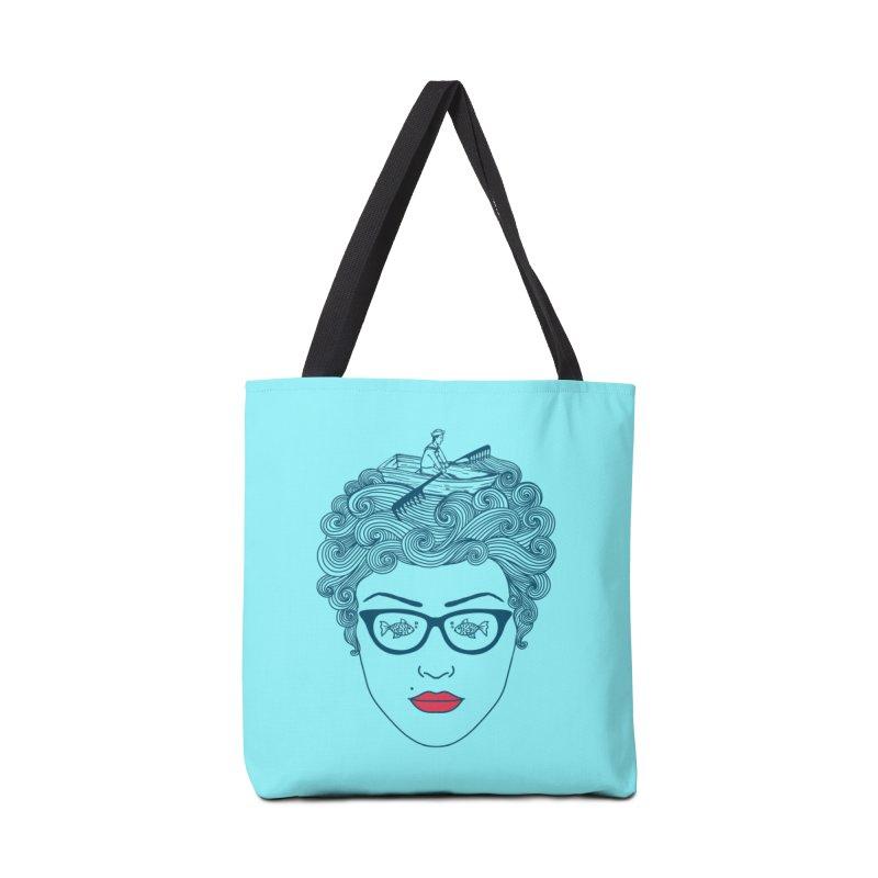 Ocean Accessories Tote Bag Bag by coffeeman's Artist Shop