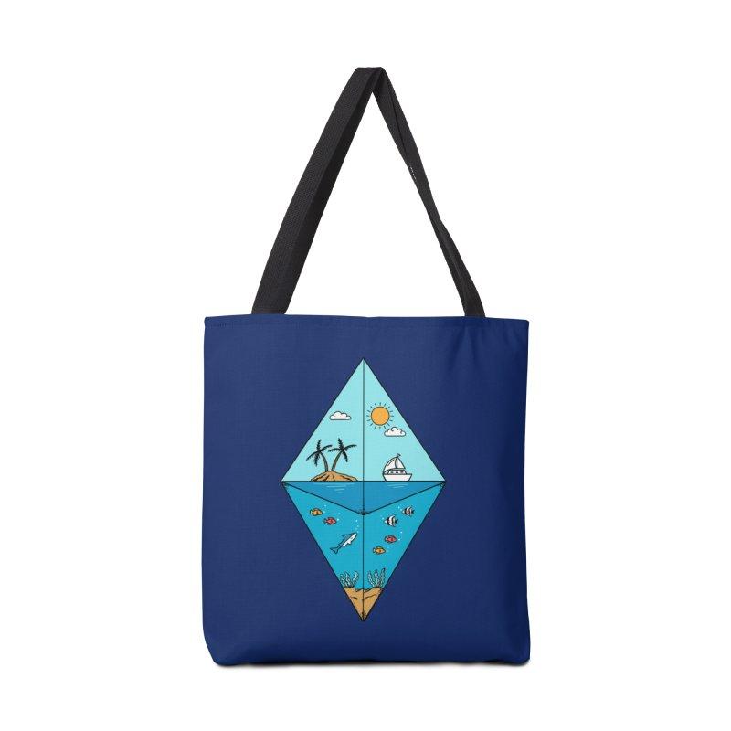 Beach Accessories Tote Bag Bag by coffeeman's Artist Shop