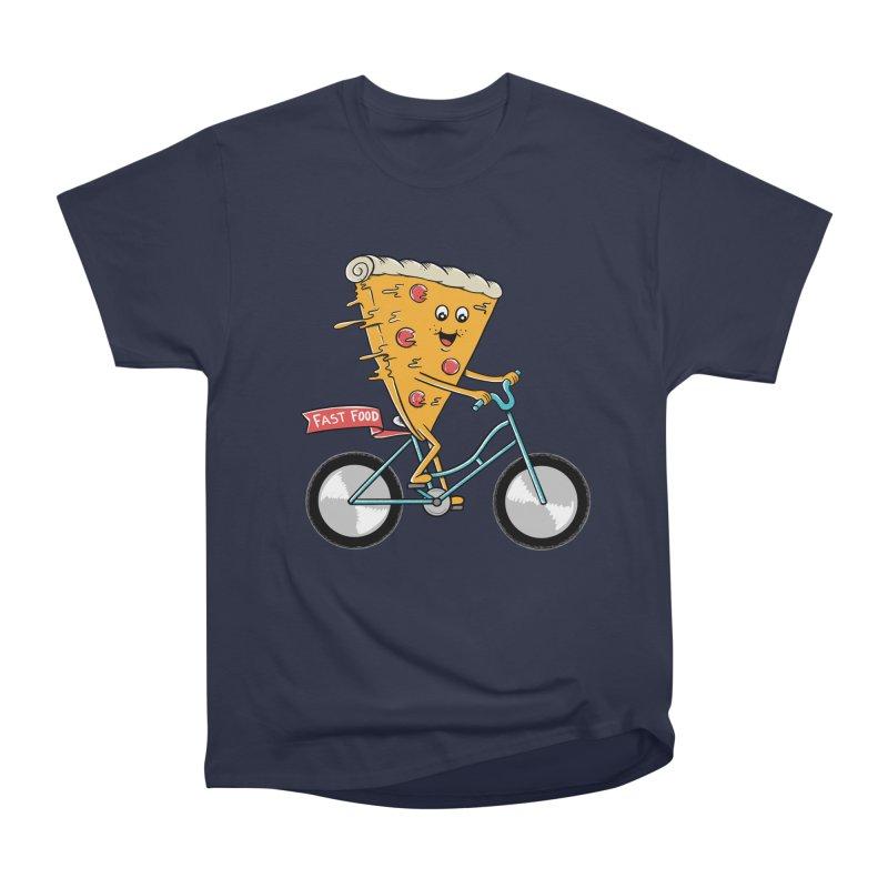 Bicycle Women's Heavyweight Unisex T-Shirt by coffeeman's Artist Shop