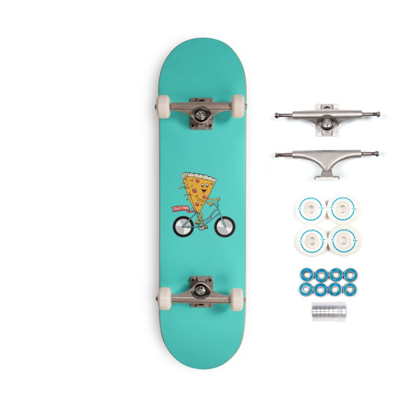 Bicycle Accessories Complete - Basic Skateboard by coffeeman's Artist Shop