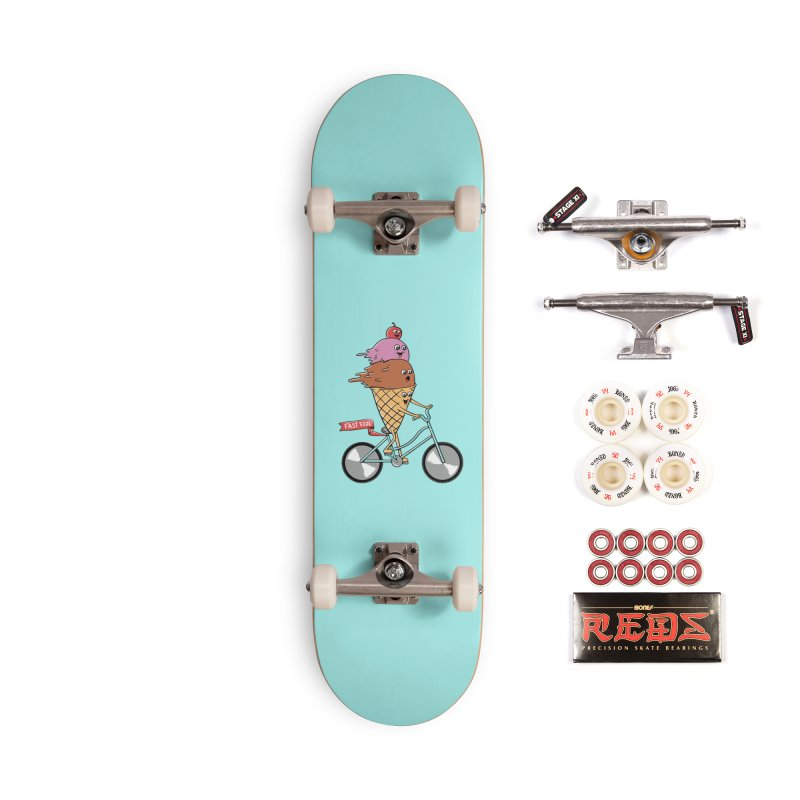 Bicycles Accessories Complete - Pro Skateboard by coffeeman's Artist Shop
