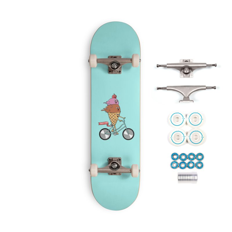 Bicycles Accessories Complete - Basic Skateboard by coffeeman's Artist Shop