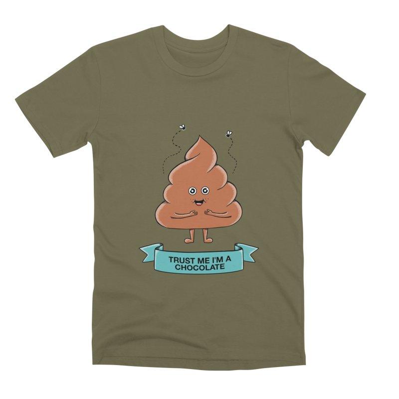 Funny Men's Premium T-Shirt by coffeeman's Artist Shop