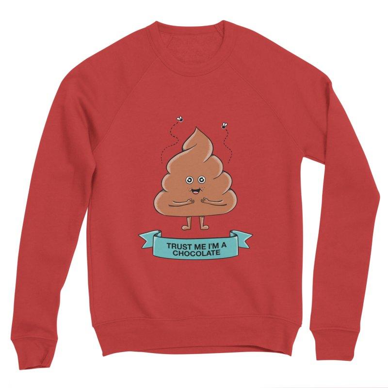 Funny Men's Sponge Fleece Sweatshirt by coffeeman's Artist Shop
