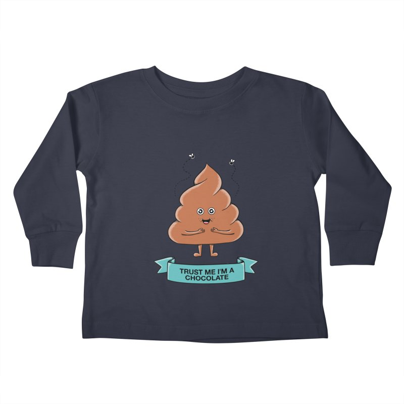 Funny Kids Toddler Longsleeve T-Shirt by coffeeman's Artist Shop