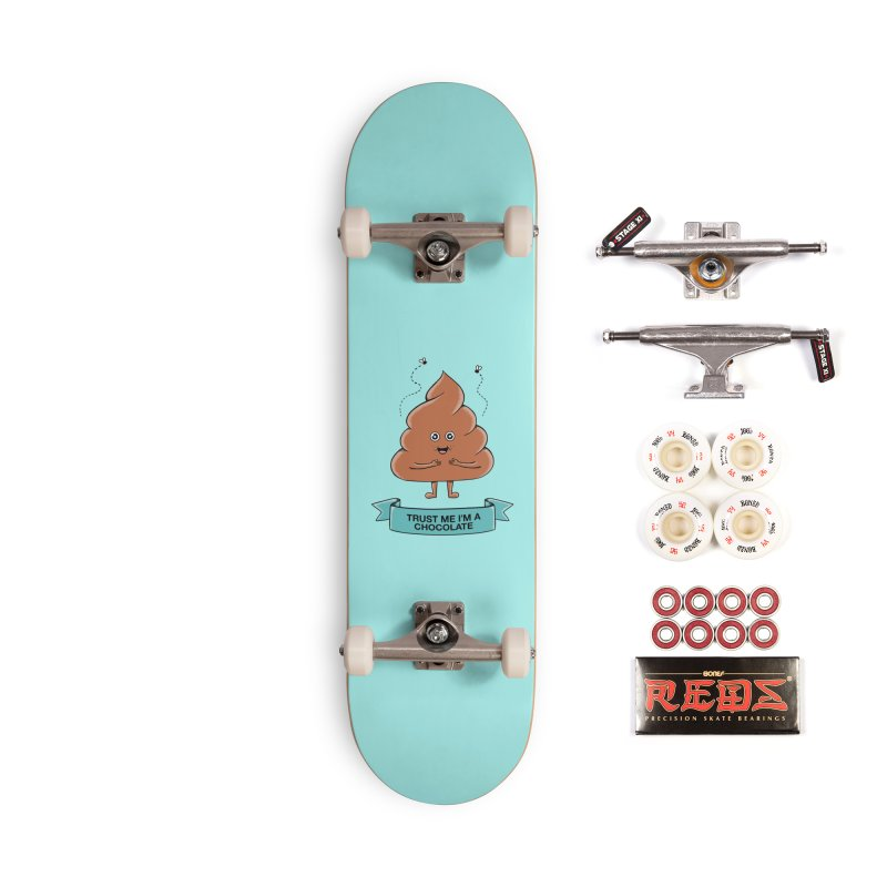 Funny Accessories Complete - Pro Skateboard by coffeeman's Artist Shop